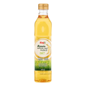 King oil rijstolie 500 ML